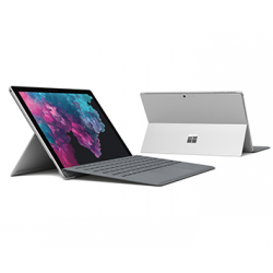 تبلت سرفیس مایکروسافت مدل Surface Pro6 پردازنده Core i5 رم 8 حافظه 256 به همراه کیبورد بلوتوث