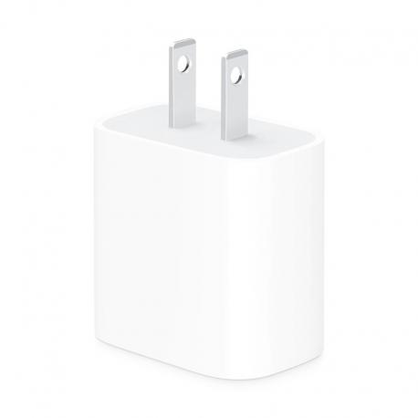 شارژر دیواری اپل مدل (20W USB-C Power Adapter (A2344